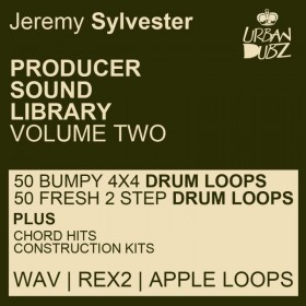 Jeremy Sylvester Producer Sound Library Vol. 2