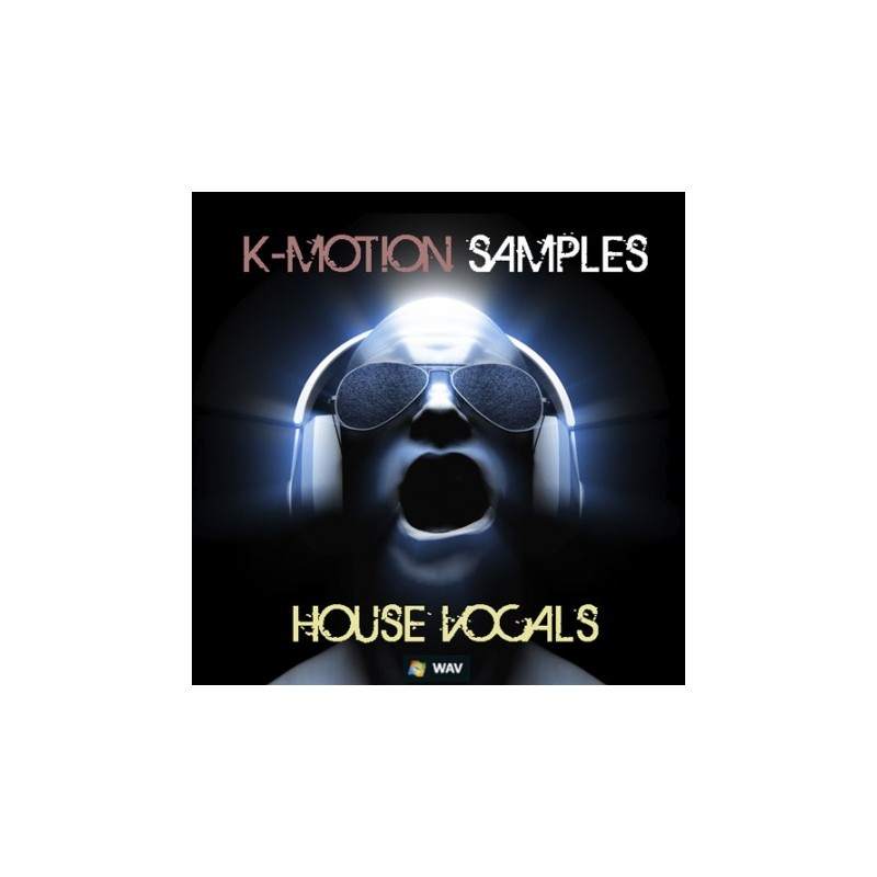 K-Motion House Vocals