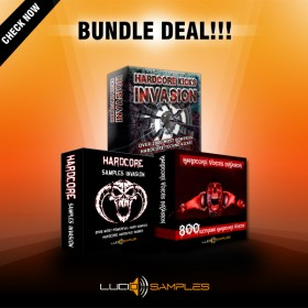 Hardcore Invasion Bundle (3 in 1 - 30% OFF!)