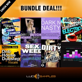 Dirty House Bundle (8 in 1 - 40% OFF!)