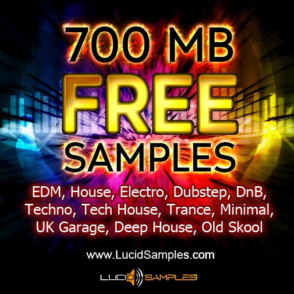 Free Dj Music Production Samples et Loops, Download 700 MB