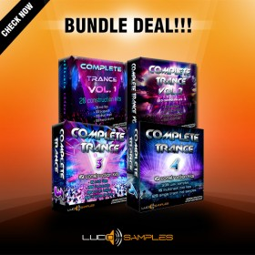 Complete Trance Bundle (Vols 1-3 - 30% OFF!)