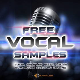 Free Vocal Samples and Loops, Free Dj Vocals