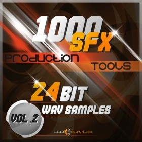 1000 SFX Production Tools Vol. 2