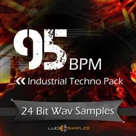 95 BPM Industrial Techno Pack