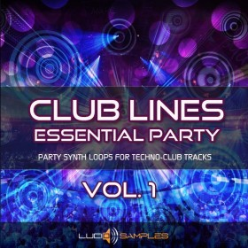 Clublines Vol. 1 - Essential Party
