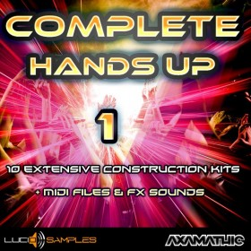 Complete Hands Up Vol. 1