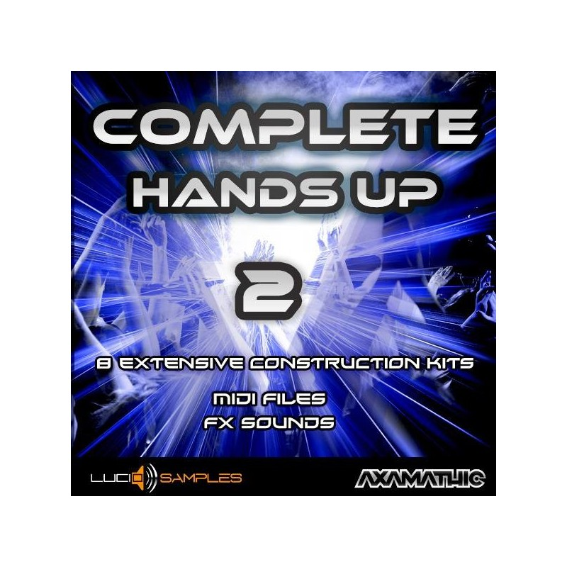 Complete Hands Up Vol. 2
