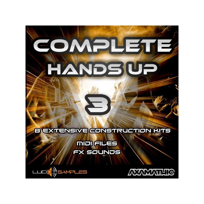 Complete Hands Up Vol. 3