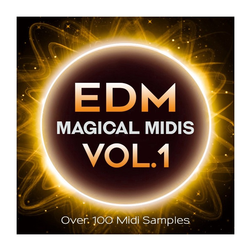 EDM Magical Midis Vol. 1