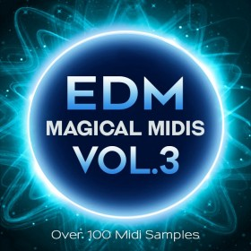 EDM Magical Midis Vol. 3