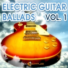 Electric Guitar Ballads Vol. 1