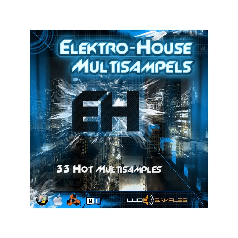 Electro-House Multisamples