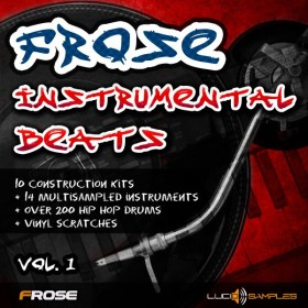 Frose Instrumental Beats Vol. 1