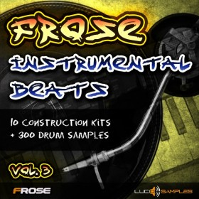 Frose Instrumental Beats Vol. 3