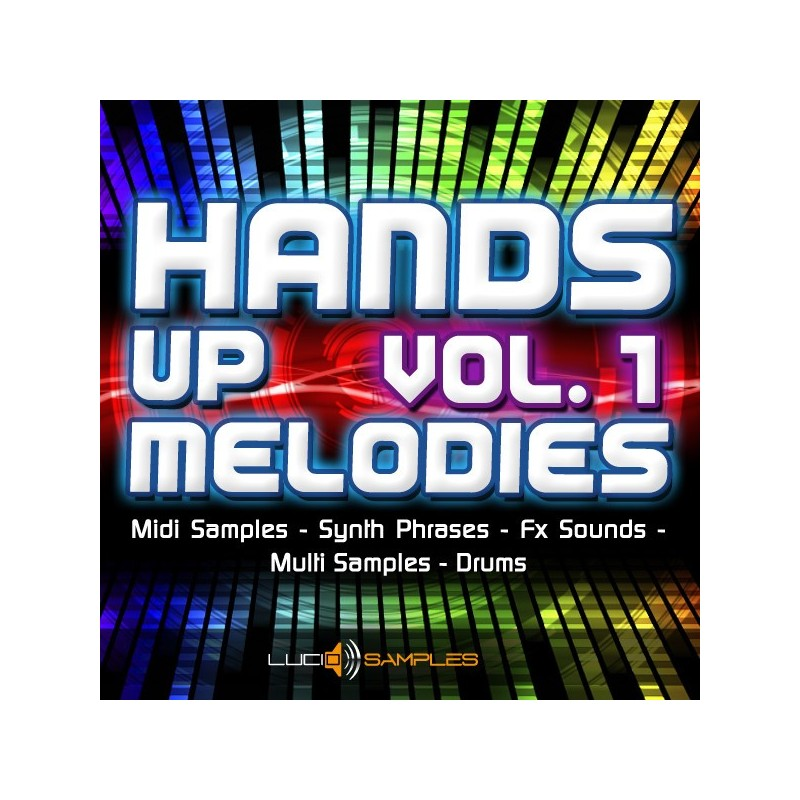 Hands Up Melodies Vol. 1