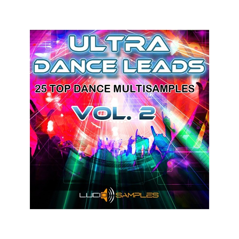 Ultra Dance Leads Vol. 2