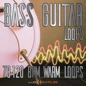 Bass Guitar Loops