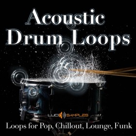 Acoustic Drum Loops